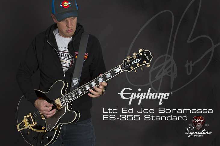 Introducing Epiphone Artist Models